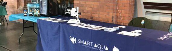 SMARTAQUA was at the Super Science Swansea 2020